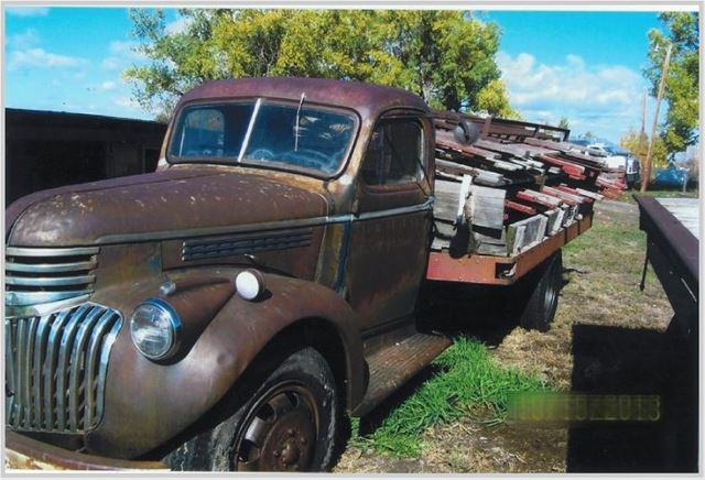 1946 Chevrolet 1 1/2 Ton for sale