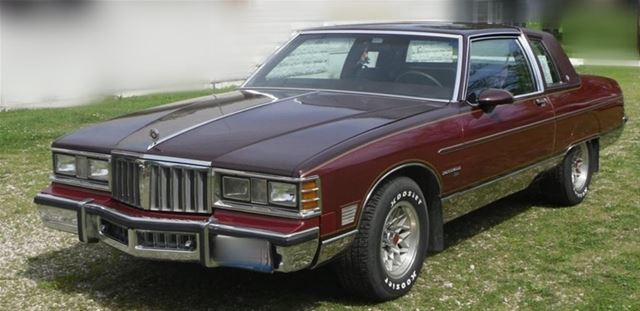 1980 Pontiac Bonneville for sale