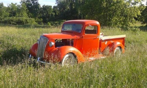 auburn pickup for sale classic pickups collector car ads. Black Bedroom Furniture Sets. Home Design Ideas
