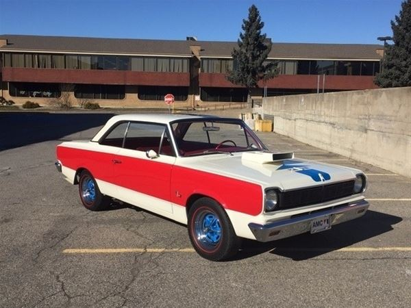 1967 AMC Rambler for sale