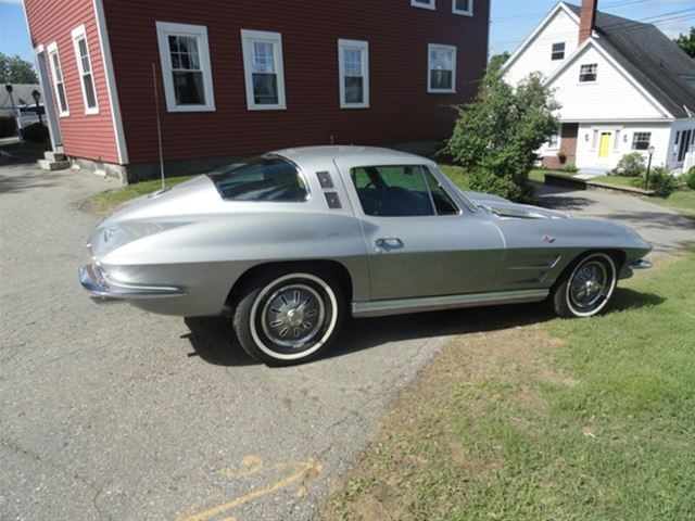 1964 chevrolet corvette for sale franklin new hampshire. Cars Review. Best American Auto & Cars Review