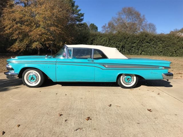 1959 Ford Edsel for sale