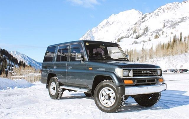 1991 Toyota LJ78 for sale