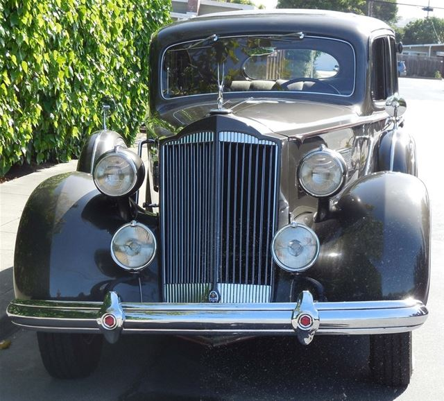 1937 Packard Super Eight for sale