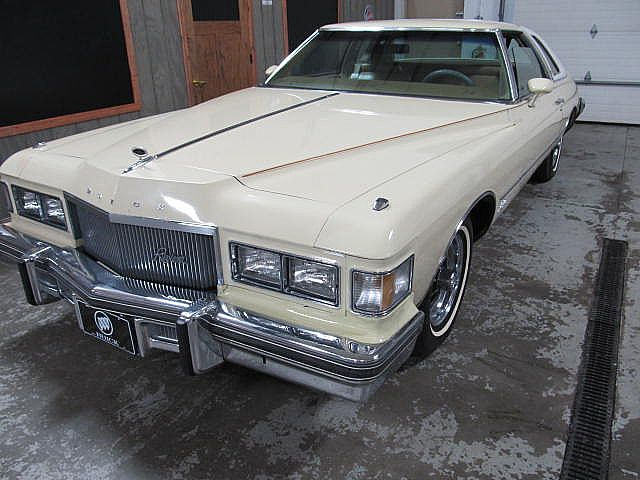 1975 Buick Riviera for sale