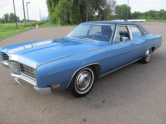 1970 Ford LTD for sale