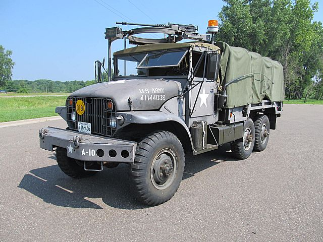 1952 GMC M-135 for sale
