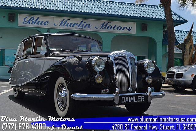 1953 Daimler Empress for sale