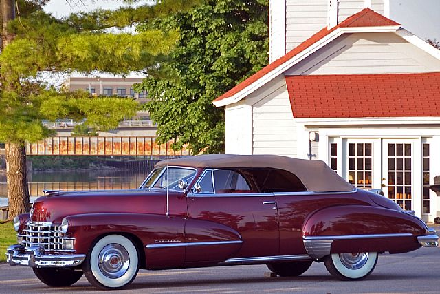 1947 Cadillac Series 62 for sale