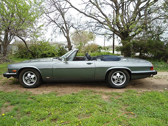 1987 Jaguar XJS for sale