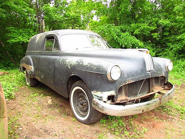 1949 Pontiac Delivery for sale