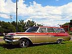 1962 Mercury Station Wagon