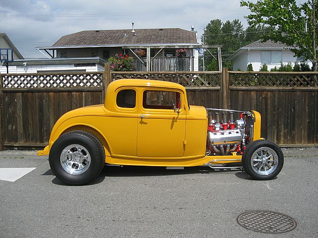 1932 Ford Duece for sale