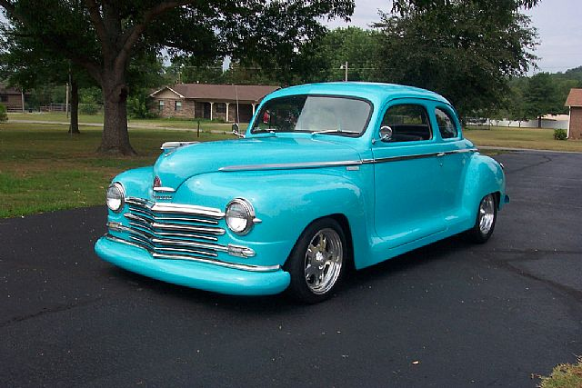 1948 Plymouth Special for sale