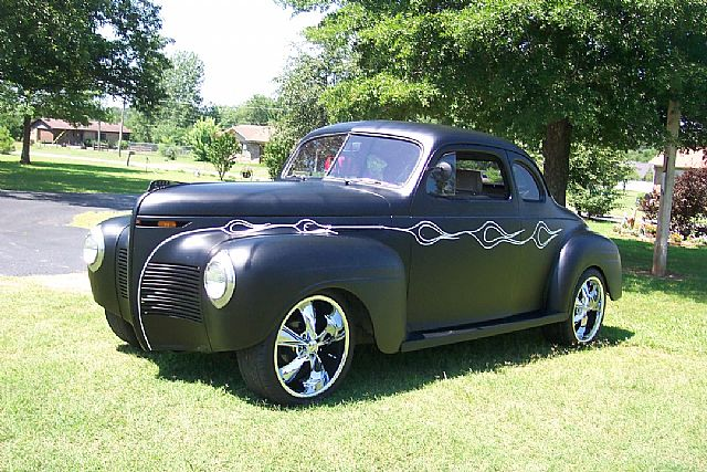 1940 Plymouth 5 Window Coupe for sale