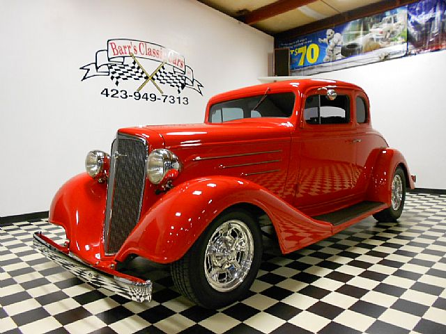 1934 Chevrolet Master Deluxe for sale