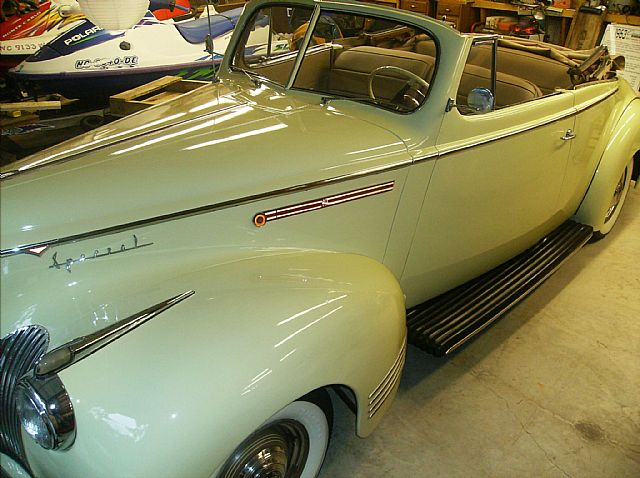 1941 Packard 110 for sale