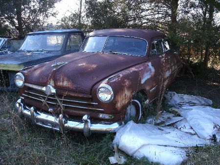 1949 Hudson Commodore for sale