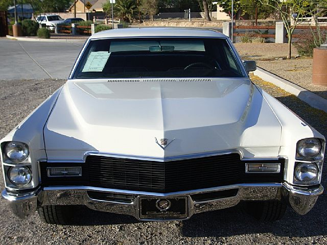 1968 Cadillac Coupe DeVille For Sale Las Vegas, Nevada