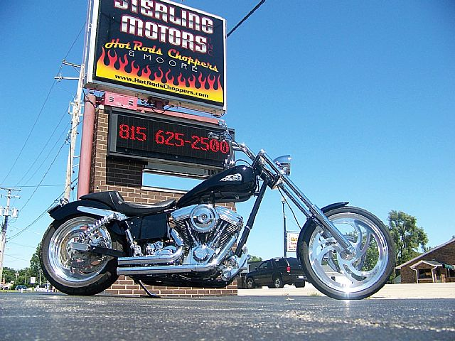 2002 Other Pro Street Chopper for sale