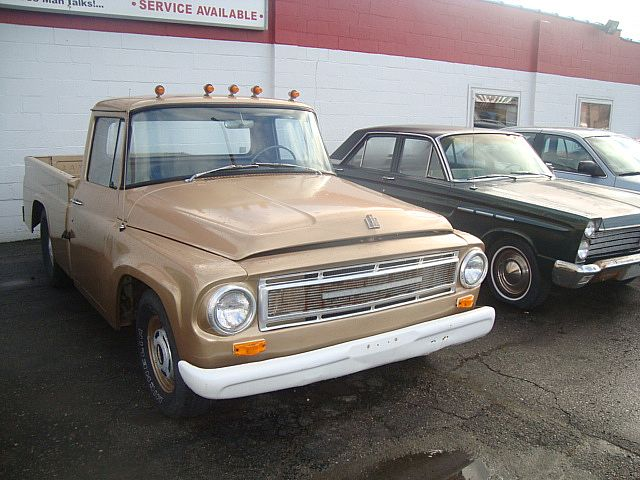 1967 International Pickup for sale
