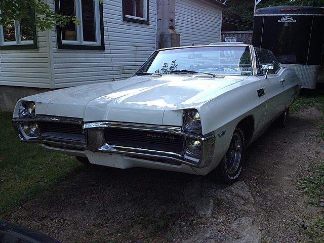 1967 Pontiac Parisienne for sale