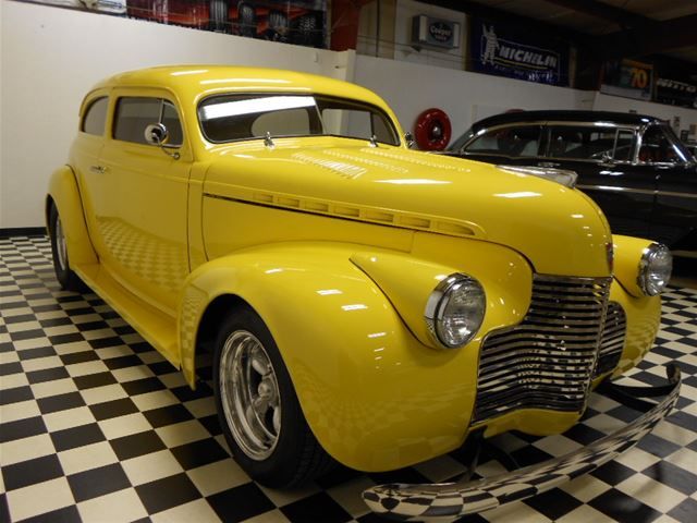1940 Chevrolet Master Sedan for sale