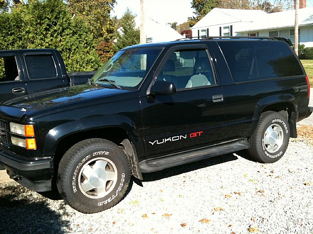 1997 GMC Yukon for sale
