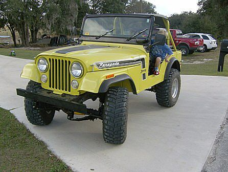 1974 Jeep CJ5 for sale