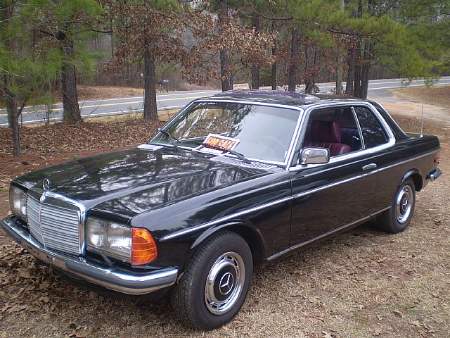 1979 mercedes 280ce for sale culloden georgia for Mercedes benz 280ce for sale
