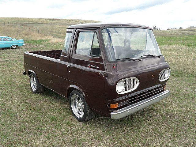 1962 Ford Econoline for sale