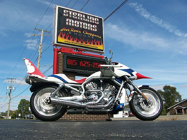 2003 Other H-D Thunderbirds F-16 Jet Bike for sale
