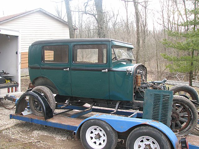 1929 Essex Sedan for sale