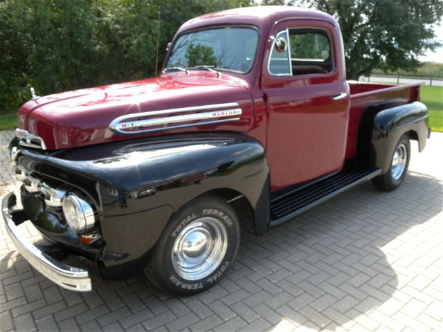 1951 Mercury Pickup