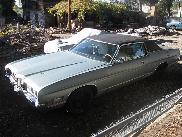 1972 Ford LTD for sale