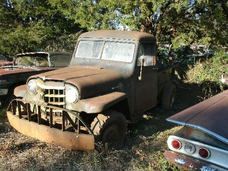 1950 Willys Pickup for sale