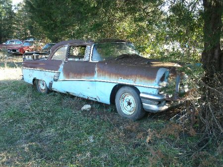 1956 Mercury Medalist for sale