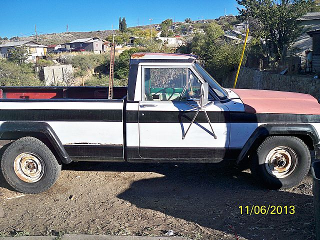 1967 Jeep Gladiator for sale