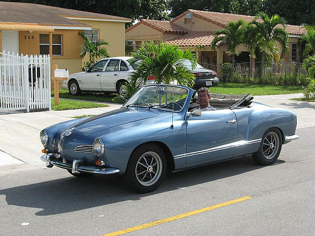 1967 Volkswagen Karmann Ghia for sale