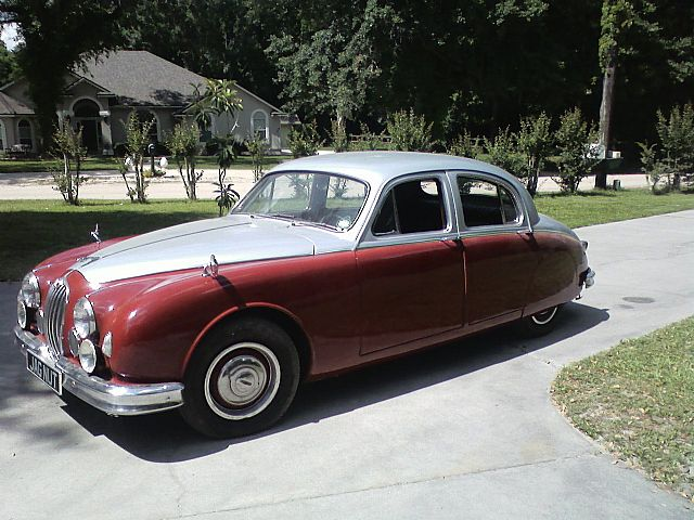 1956 Jaguar Mark I for sale