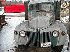 1947 Ford Stake Truck