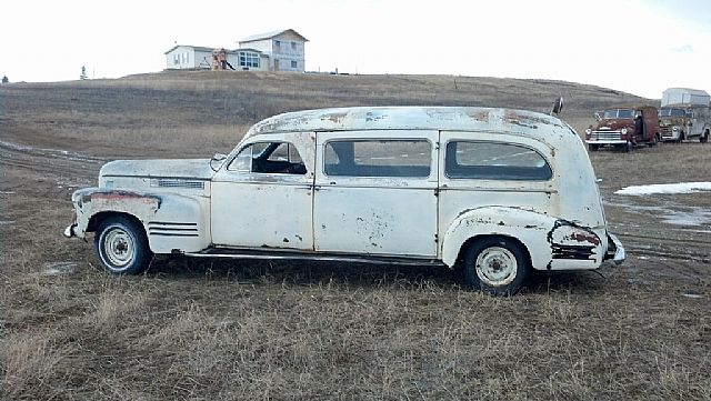 1941 Cadillac Ambulance for sale
