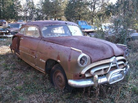 1951 Hudson Super for sale