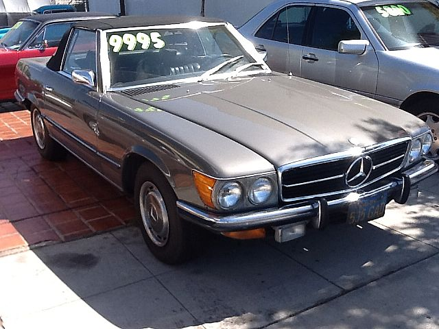 1972 Mercedes 350SL for sale