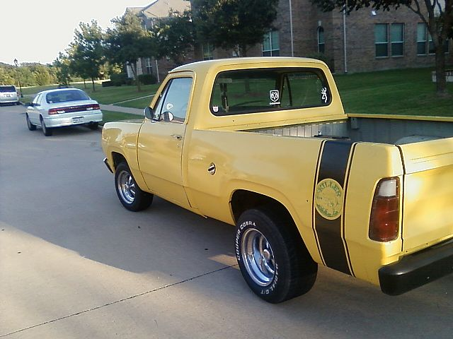 1978 Dodge D100 for sale