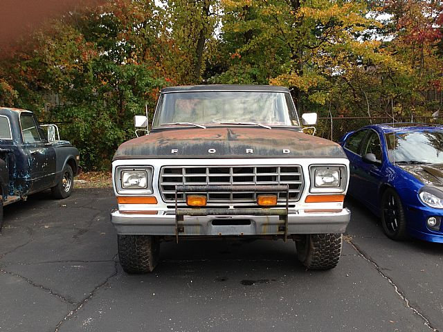 1979 Ford F150 for sale