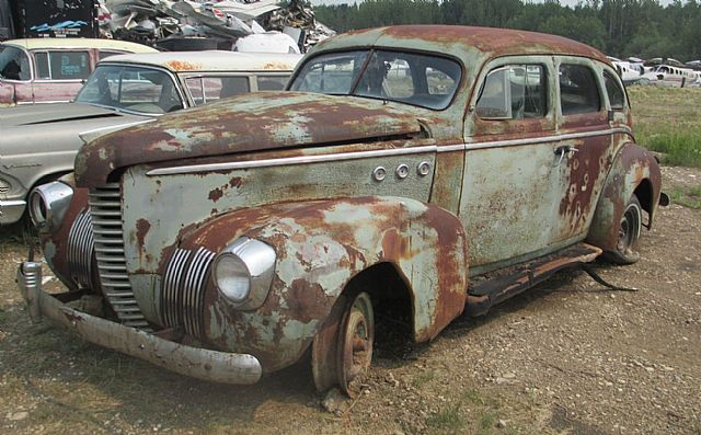 1942 Nash Lafayette for sale