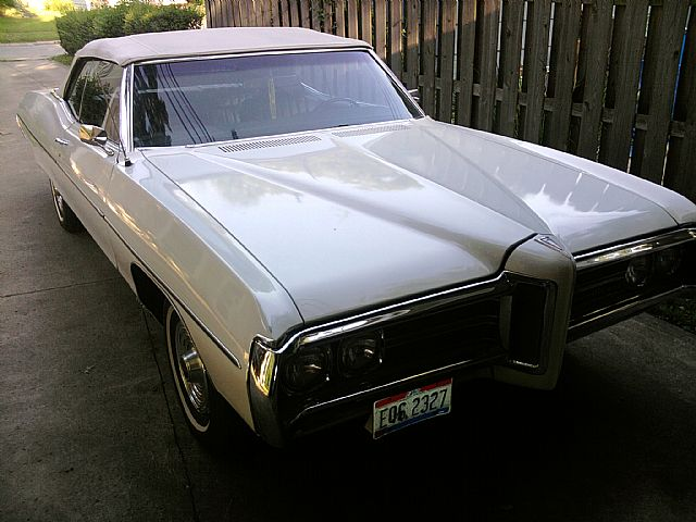 1969 Pontiac Bonneville for sale