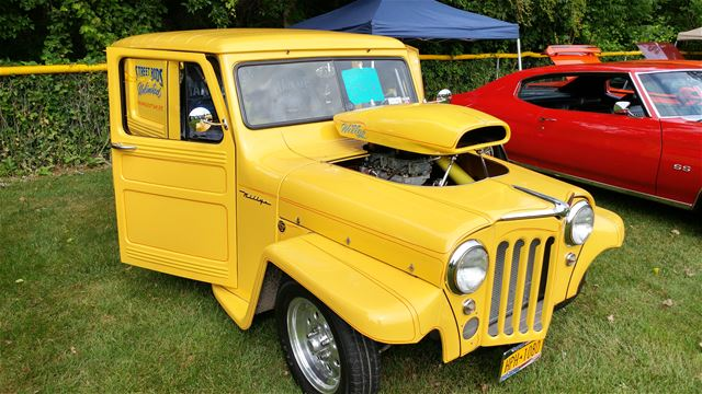 1959 Willys Wagon for sale