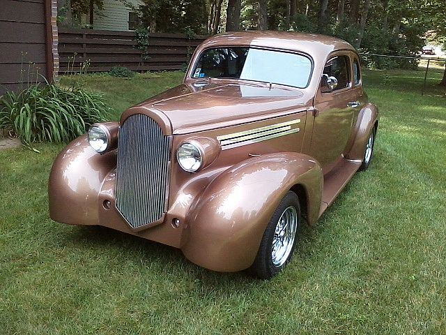 1937 Oldsmobile Coupe for sale